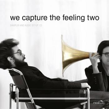 Cover WE CAPTURE THE FEELING 2