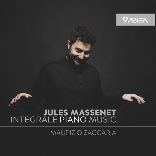 Cover Massenet: Piano Works