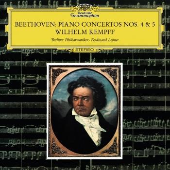 Cover Beethoven: Piano Concertos Nos. 4 & 5
