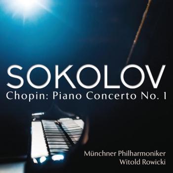 Cover Chopin: Piano Concerto No. 1