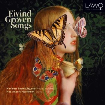 Cover Eivind Groven Songs