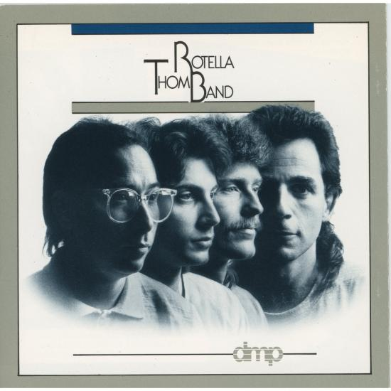 Cover Thom Rotella Band (Remastered)