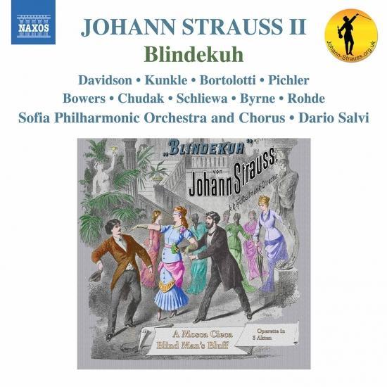 Cover Strauss II: Blindekuh (Live)