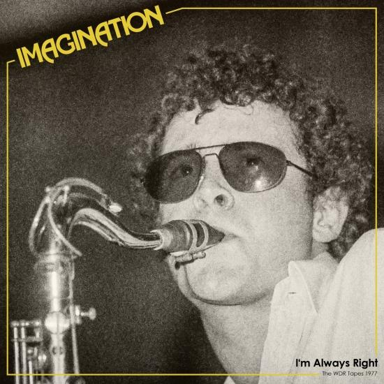 Cover I'm Always Right (The WDR Tapes 1977) (Remastered)
