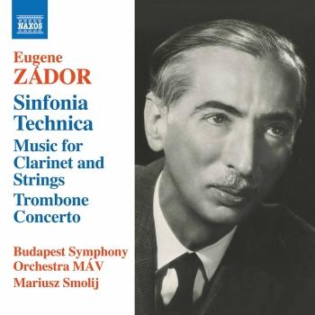 Cover Zádor: Orchestral Works