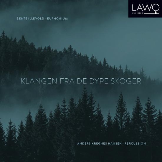Cover Klangen fra de dype skoger
