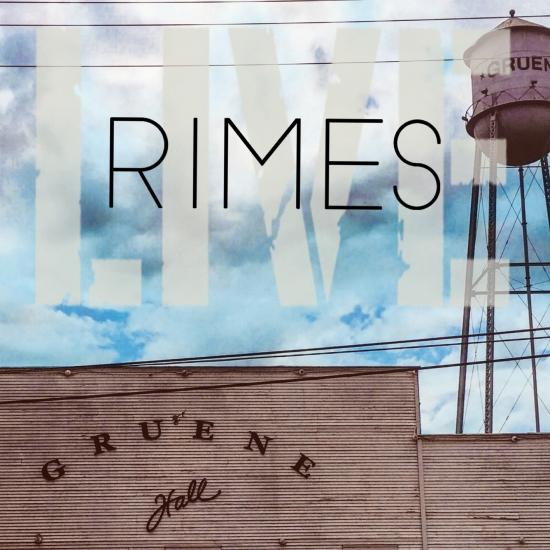 Cover Rimes (Live at Gruene Hall)