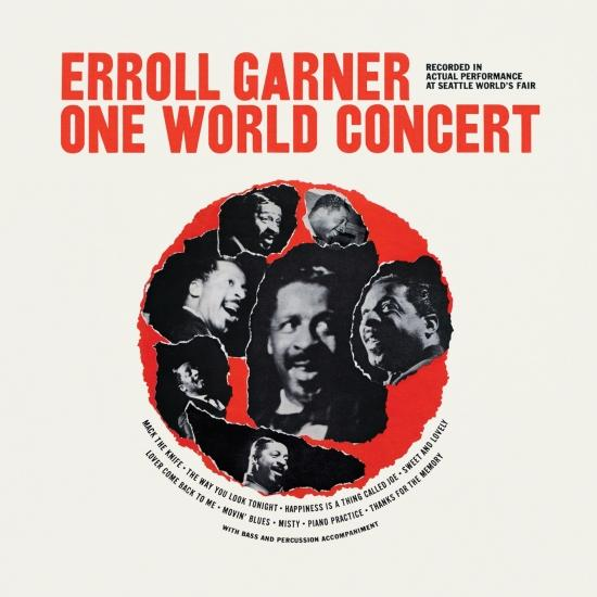 Cover One World Concert (Remastered)