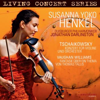 Cover Tchaikovsky's Violin Concerto
