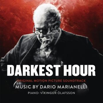 Cover Darkest Hour (Original Motion Picture Soundtrack)