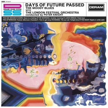 Cover Days Of Future Passed (Deluxe Version - Remastered)