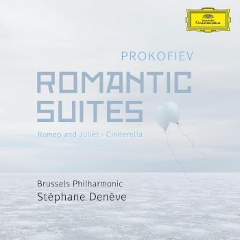 Cover Prokofiev: Romantic Suites