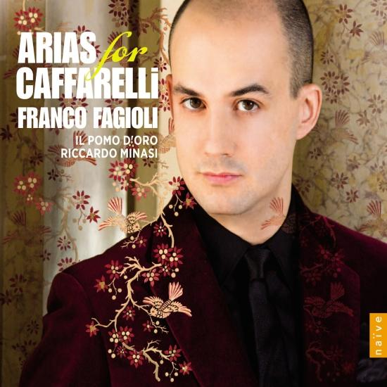 Cover Arias for Caffarelli: F. Fagioli