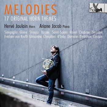 Cover Melodies: 17 Original Horn Themes