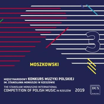 Cover The Stanisław Moniuszko International Competition of Polish Music in Rzeszów 2019, Vol. 3