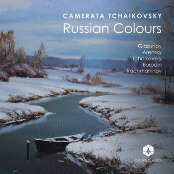 Cover Russian Colours