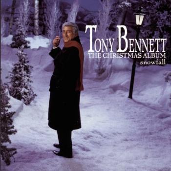 Cover Snowfall: The Tony Bennett Christmas Album