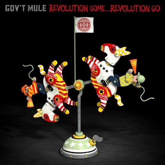 Cover Revolution Come...Revolution Go (Deluxe Edition)