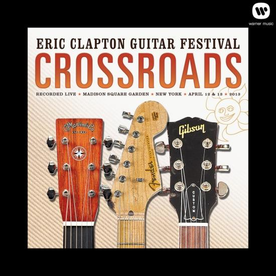 Cover Crossroads Guitar Festival 2013