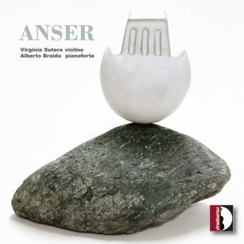 Cover Virginia Sutera & Alberto Braida: Anser