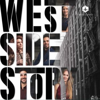 Cover Bernstein: West Side Story (Arr. H. Huizinga for Violin & Saxophone Quartet) [Live]