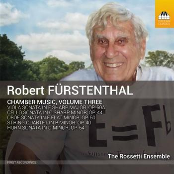 Cover Fürstenthal: Chamber Music, Vol. 3