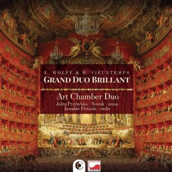 Cover Grand duo brillant