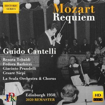 Cover Mozart: Requiem in D Minor, K. 626 (Remastered 2020)