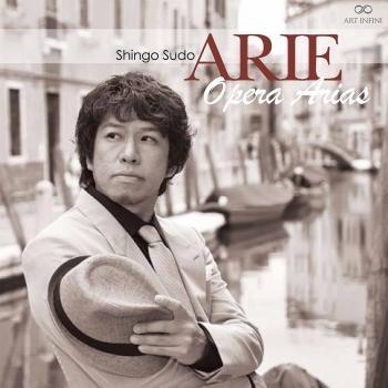 Cover Arie: Opera Arias