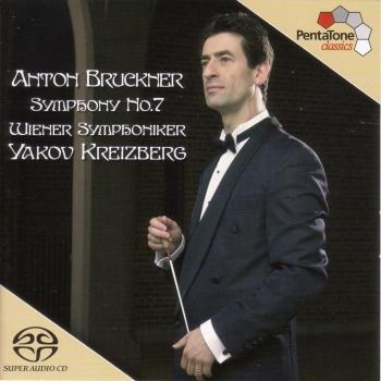 Cover Bruckner: Symphony No. 7 in E Major