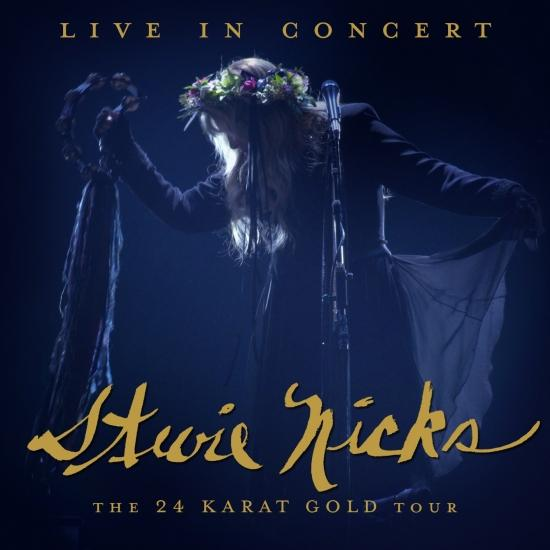 Cover Live In Concert: The 24 Karat Gold Tour