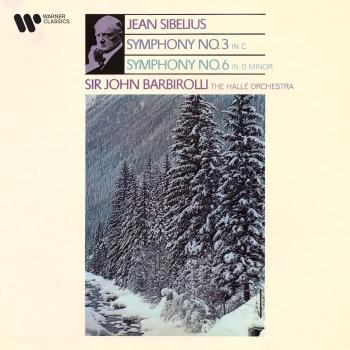 Cover Sibelius: Symphonies Nos. 3 & 6 (Remastered)