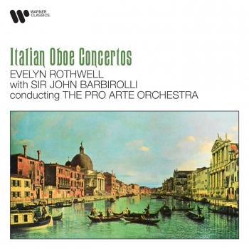 Cover Albinoni, Marcello & Cimarosa: Italian Oboe Concertos (Remastered)