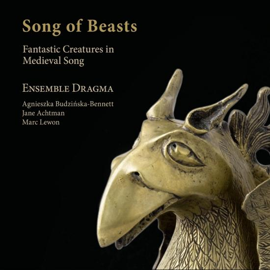 Cover Song of Beasts. Fantastic Creatures in Medieval Songs