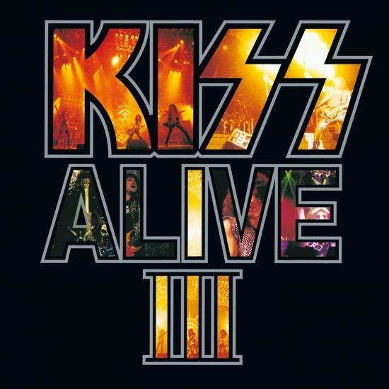 Cover Alive III (Live)