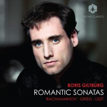 Cover Rachmaninov, Grieg and Liszt Romantic Sonatas