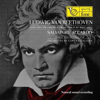 Cover Beethoven: Concerto per violino e orchestra in re magg. Op.61