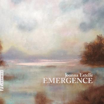 Cover Joanna Estelle: Emergence
