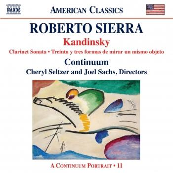 Cover Sierra: Kandinsky, Clarinet Sonata & 33 Ways to Look at the Same Object
