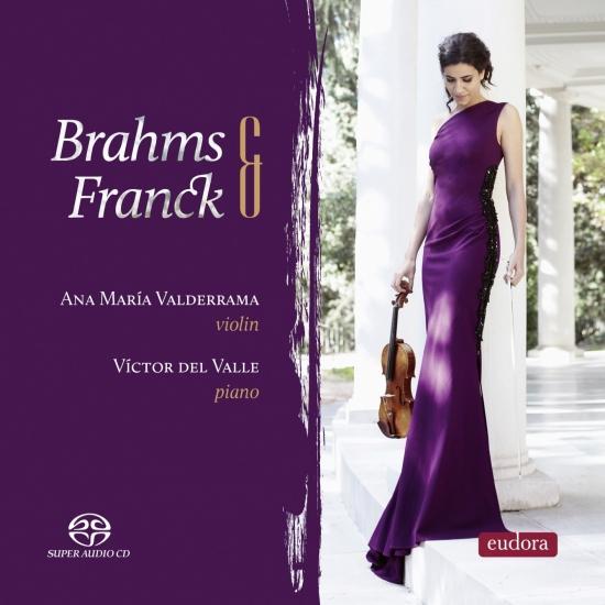 Cover Brahms & Franck