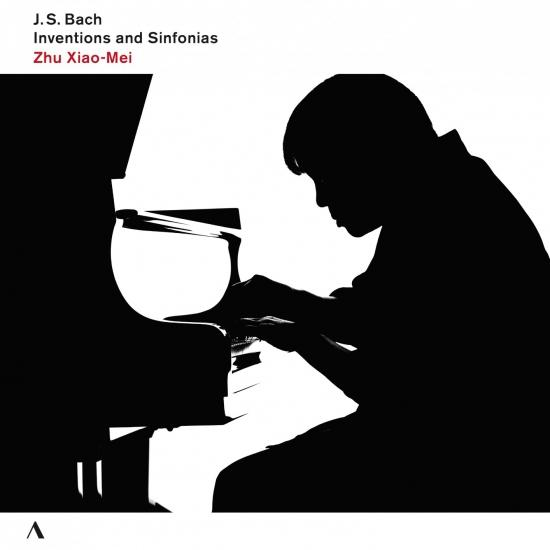 Cover J. S. Bach: Inventions and Sinfonias, BWV 772-801