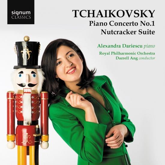Cover Tchaikovsky: Piano Concerto No. 1 & Nutcracker Suite
