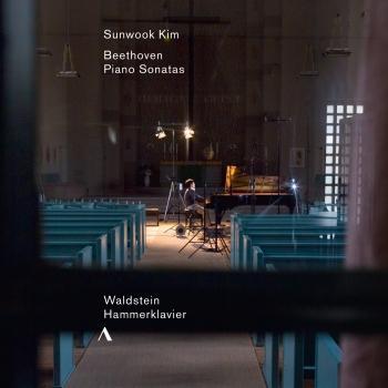 Cover Ludwig Van Beethoven: Piano Sonata No. 21, Waldstein & Piano Sonata No. 29, Hammerklavier