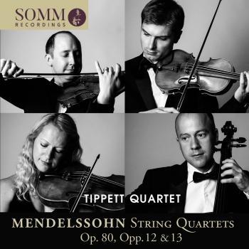 Cover Mendelssohn: String Quartets Nos. 1, 2 & 6