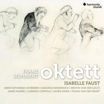 Cover Schubert: Oktett