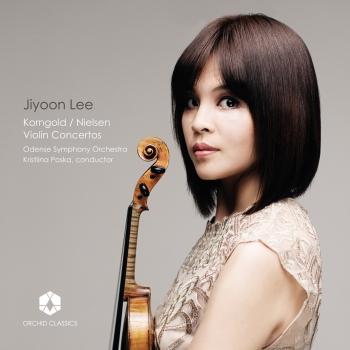 Cover Korngold & Nielsen: Violin Concertos