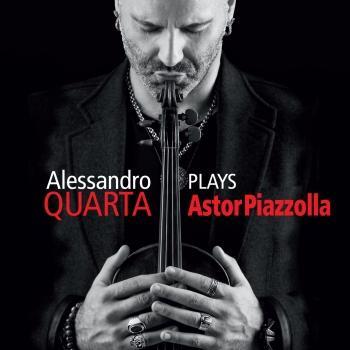 Cover Alessandro Quarta plays Astor Piazzolla