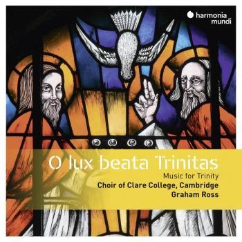 Cover O lux beata Trinitas