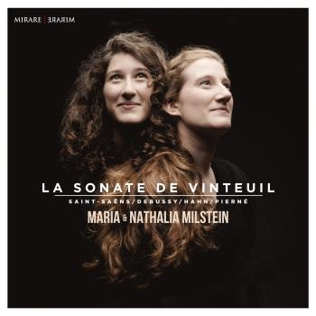 Cover Saint-Saëns, Debussy, Hahn & Pierné: La sonate de Vinteuil