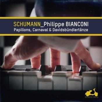 Cover Schumann: Papillons, Carnaval & Davidsbündlertänze